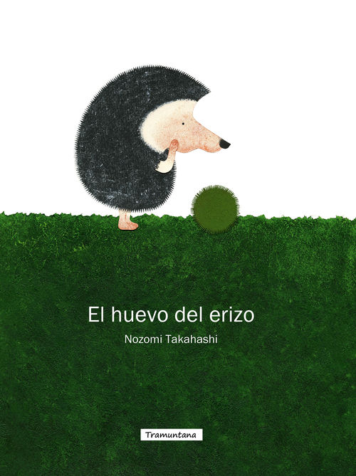 HUEVO DEL ERIZO,EL: portada