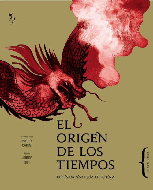 ORIGEN DE LOS TIEMPOS, EL: portada