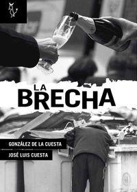 BRECHA, LA: portada