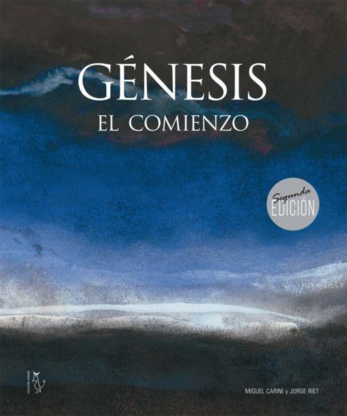 GÉNESIS. 2ª EDICIÓN. (EDICIÓN DE LUJO): portada