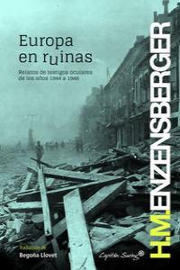 Europa en ruinas: portada