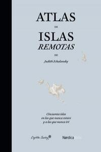 Atlas de islas remotas (10ª edición): portada