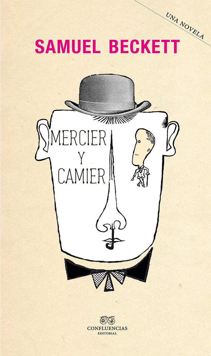 Mercier y Camier: portada
