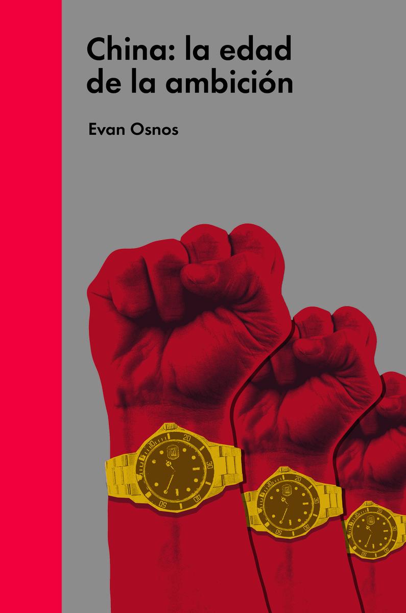 China: la edad de la ambición: portada