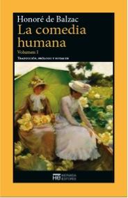 La Comedia humana: portada