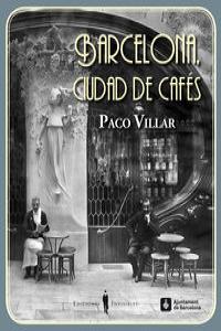 BARCELONA, CIUDAD DE CAFÉS: portada