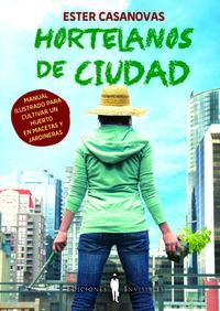 HORTELANOS DE CIUDAD: portada