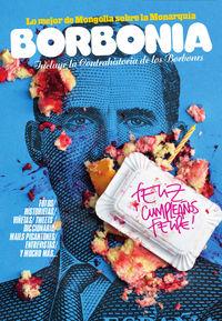 Borbonia: portada