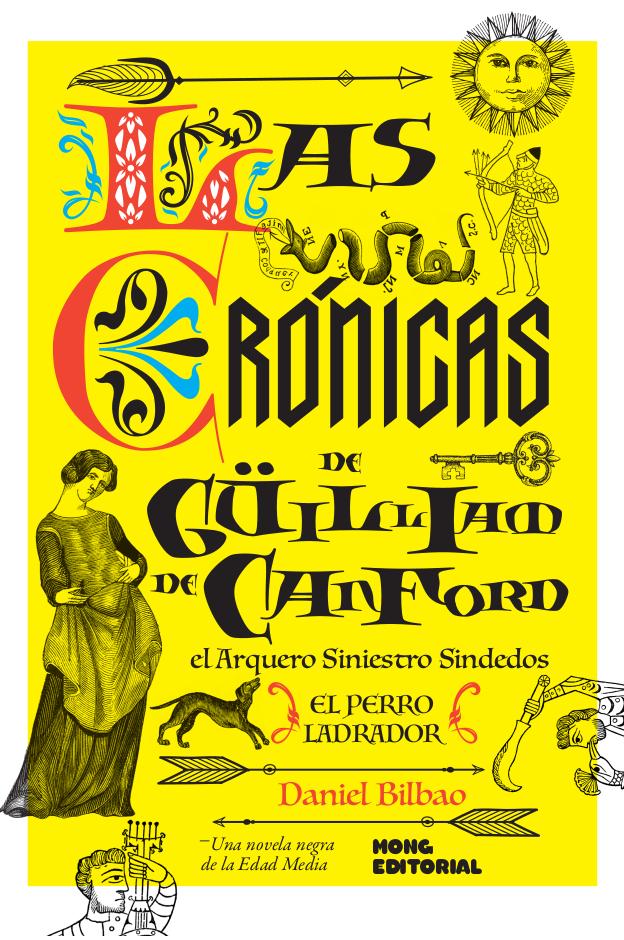 Las Crónicas de Güilliam de Canford: portada
