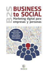 B2S. BUSINESS TO SOCIAL: portada