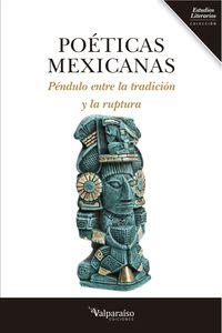 POÉTICAS MEXICANAS: portada