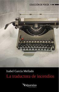 TRADUCTORA DE INCENDIOS, LA: portada