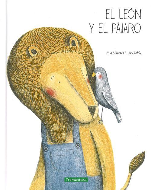 LEON Y EL PAJARO,EL: portada