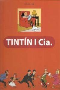 TINTIN I CIA - CAT: portada