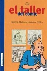 TALLER DEL COMIC AMB HERGÉ, EL - CAT: portada