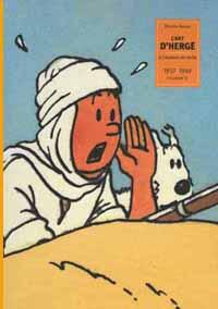 L'ART D'HERGE. VOL 2 - (1937-1949) CAT: portada