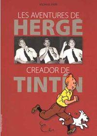 LES AVENTURES D' HERGÉ - CAT: portada