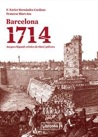 BARCELONA 1714 - CAT: portada