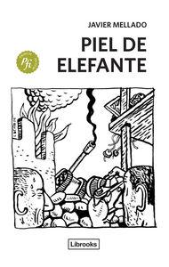 PIEL DE ELEFANTE: portada