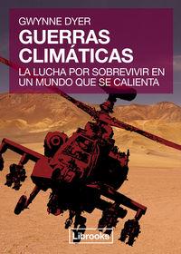 GUERRAS CLIMÁTICAS: portada