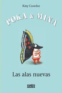 POKA & MINA LAS ALAS NUEVAS: portada