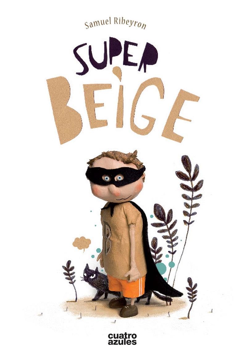 SUPER BEIGE (2ª edición): portada