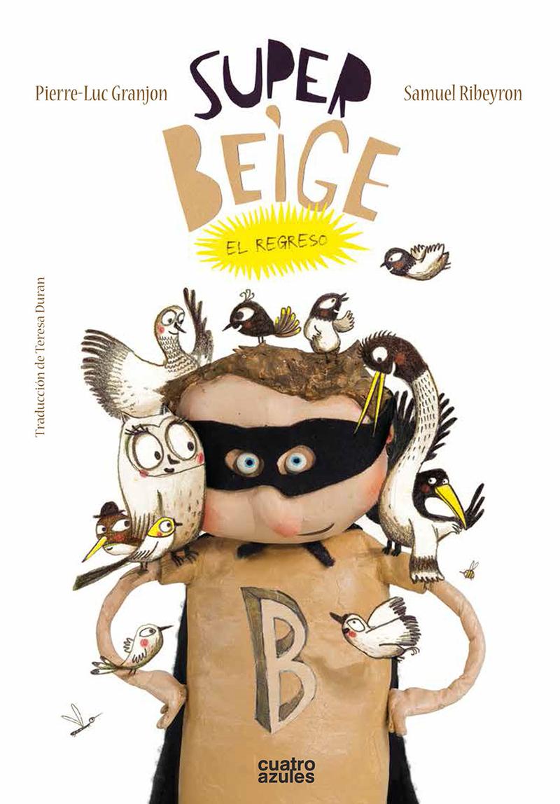 Super-Beige, el regreso: portada