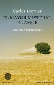 EL MAYOR MISTERIO, EL AMOR: portada