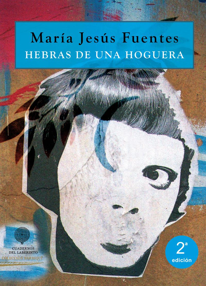 HEBRAS DE UNA HOGUERA: portada