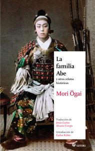 La familia Abe: portada
