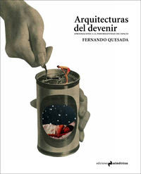 ARQUITECTURAS DEL DEVENIR: portada