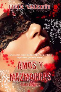 AMOS Y MAZMORRAS V: portada