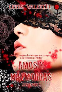 AMOS Y MAZMORRAS VI: portada