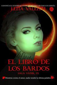 LIBRO DE LOS BARDOS,EL IX: portada