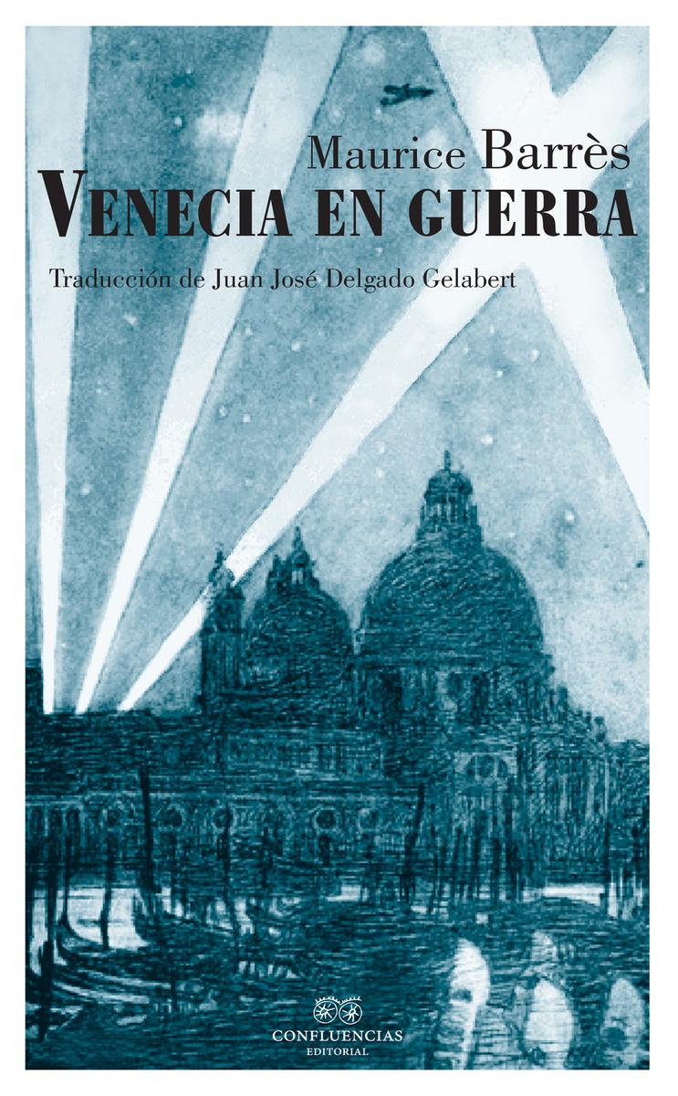 Venecia en guerra: portada