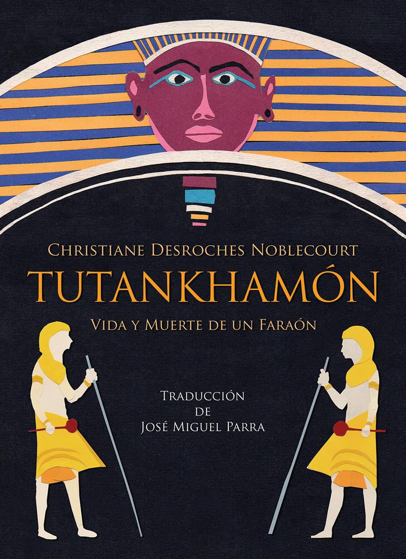 Tutankhamón: portada