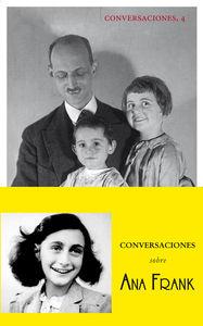 Conversaciones con Otto Frank sobre Ana Frank: portada