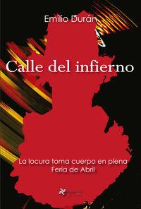 CALLE DEL INFIERNO: portada