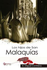 HIJOS DE SAN MALAQUIAS,LOS: portada