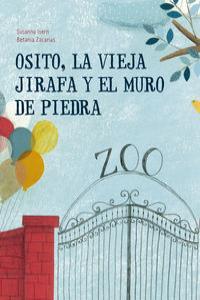 Osito, La Vieja Jirafa y el muro de piedra: portada