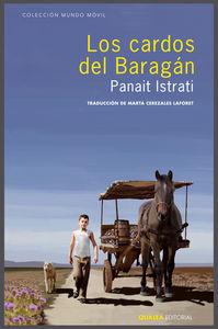 LOS CARDOS DEL BARAGÁN: portada