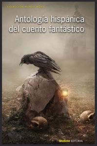ANTOLOGÍA HISPÁNICA DEL CUENTO FANTÁSTICO: portada