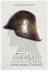 La Guerra Civil como moda literaria: portada
