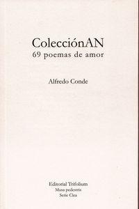 ColeccionAN, 69 poemas de amor: portada
