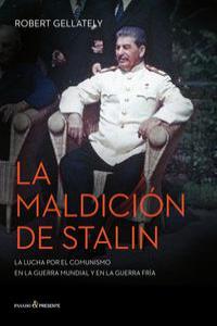 La maldici�n de Stalin: portada