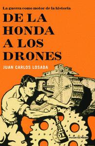 De la honda a los drones: portada