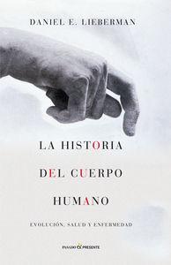 LA HISTORIA DEL CUERPO HUMANO: portada