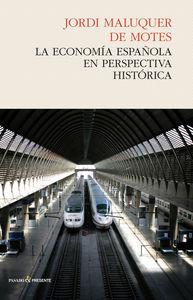 La economía española en perspectiva histórica: portada