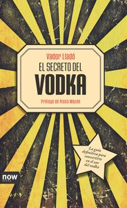 SECRETO DEL VODKA, EL: portada