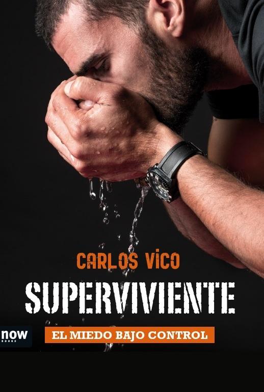 SUPERVIVIENTE, 2a ED: portada